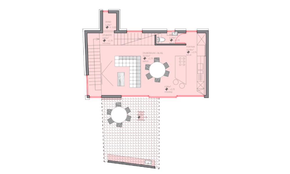 PLOR Invest - Prodaja stanova u centru Varaždina - Stan 4